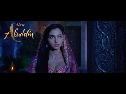 "Disney's Aladdin - ""Inside"" TV Spot"