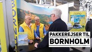Camping på Bornholm - Pakkerejser med færge og ophold