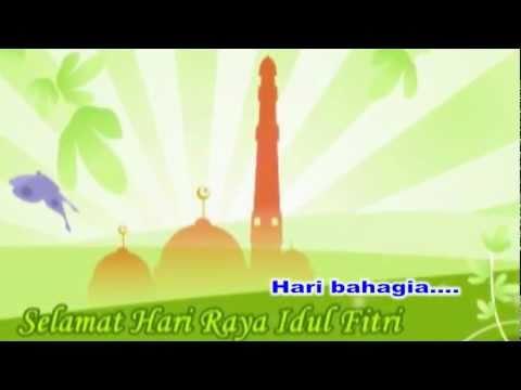Putri Doel Sumbang   Idul Fitri (lirik) HD