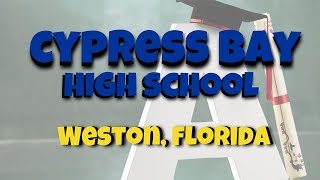 Cypress Bay High School, Weston Florida