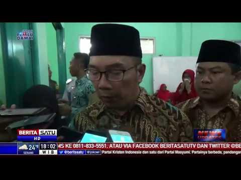 Ridwan Kamil Akan Bangun Jalur Khusus Angkutan Tambang Parung Panjang