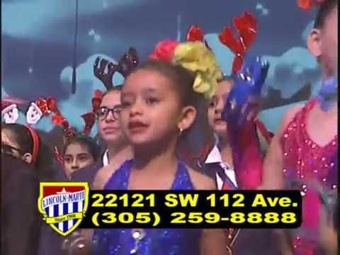 Lincoln Marti Schools Christmas Show 2017 B