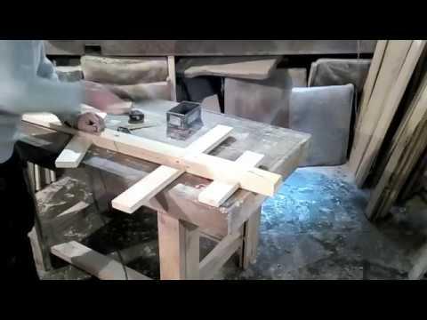 Как сделать деревянный крест на могилу своими руками чертежи