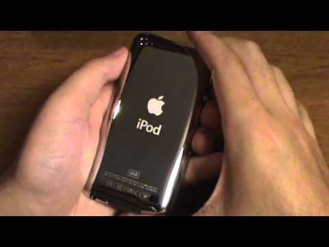 how to use facetime on ipod touch