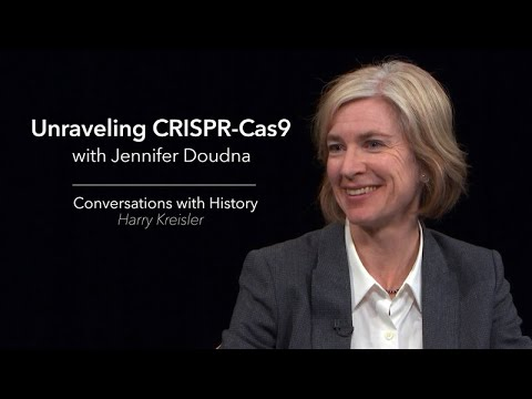 Unraveling CRISPR-Cas9 with Jennifer Doudna - Conversations with History