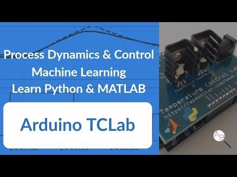 Temperature Control Lab | Dynamics and Control