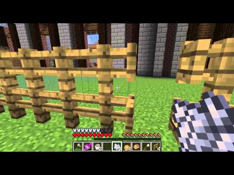 """Minecraft Dinosaurs - Triassic Troubles - #23 - """"Zoo Tycoon Dino Digs"""""""