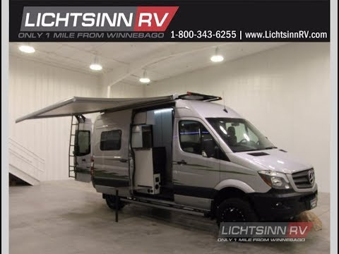 LichtsinnRV.com - New Winnebago Revel 44E Walk Around Video