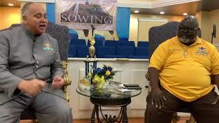 Pastor D. R. Berryhill Sr. And Pastor Reginald A. Landry