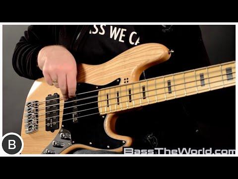 SANDBERG CALIFORNIA TM 5 ASH / MAPLE   BassTheWorld.com