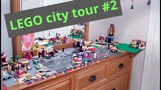 Tour of my LEGO city part 2