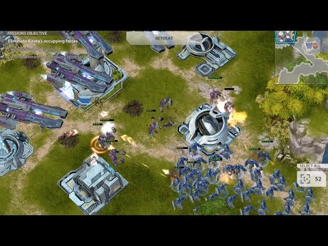 Starcraft-like Gameplay On Mobile | Gates Of War IOS/Android Gameplay 2017
