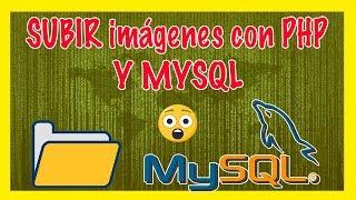 Insertar y mostrar imagenes en Php y Mysql | vlaz vela