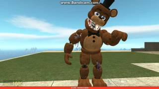 Gmod FNAF Pill Pack Remastered Review