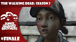 SGB Play: The Walking Dead: Season 2 - Finale   Which Road To Take Next?