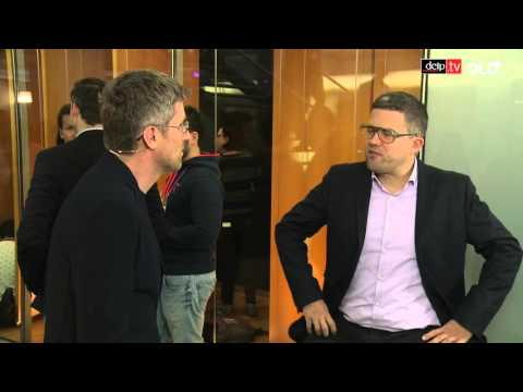 Interview with Carlo Ratti (Director of MIT SENSEable City Lab) | DLD16