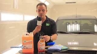 Nota 3D Orange Degreaser SHINY CARS TV - 3D Detailing Argentina