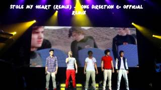 Stole My Heart (Remix)- One Direction C2 Official Remix