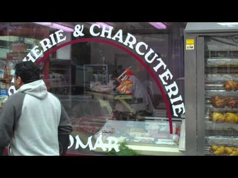 arab district in Brussels !