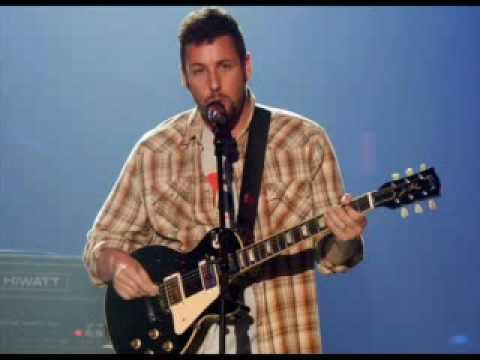 Adam Sandler-  The Weed Song