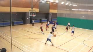 全場片段1 20150502 第一屆和諧室內籃球聯賽 天水圍