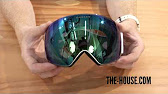 56eb0e6be4 Oakley Tanner Hall Canopy Goggles Review - 57-774 - YouTube