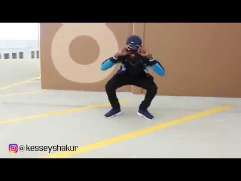 Freestyle dance (hip hop, RNB, Krump, Dubstep, African) by KesseyShakur