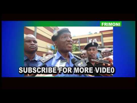 nigeria police arrest notorius kidnapper evans in nigeria