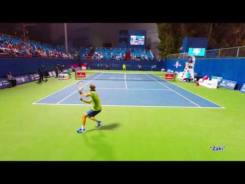 "Tennis: ""Stefanos Tsitsipas"" (GRE) is a Greta Talent"