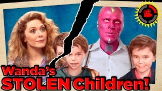 Film Theory: The Dark Truth of Wanda's STOLEN Children! (WandaVision)
