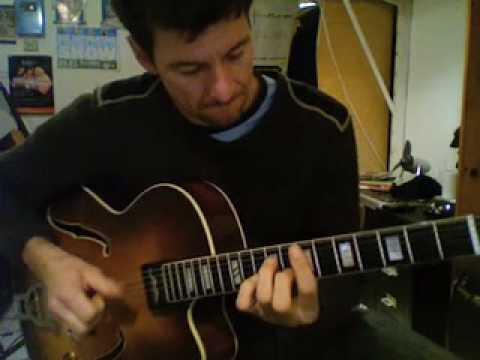 santa claus is coming to town Jazz Guitar Chord Melody