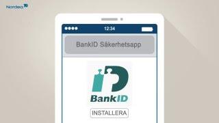 Nordea- Mobilt BankID på persiska - فارسی