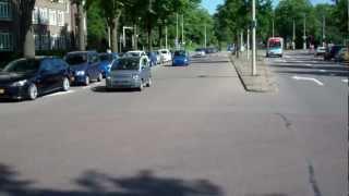 Convoy of 50cc mini micro cars ( brommobiel en )  FLASH VID !!