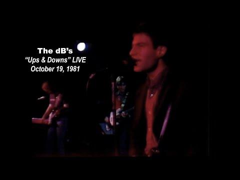 the dB's • Ups & Downs 1981 [4K UHD]