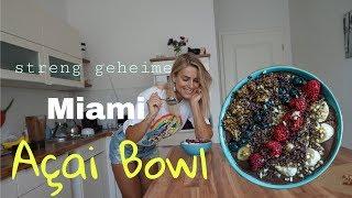 Açai Bowl - mein neues Lieblingsfrühstück