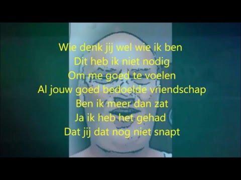 Wie denk jij wel wie ik ben Karaoke made by Der Johann