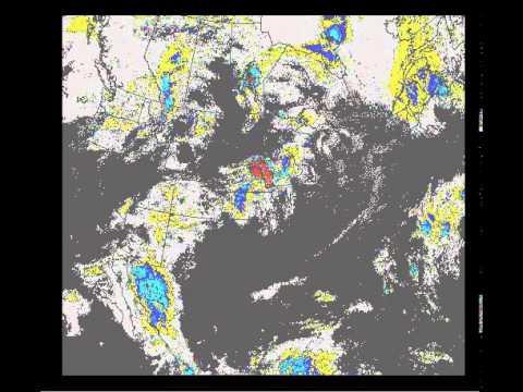 WeatherMap Sample by Steve Bull 20140705