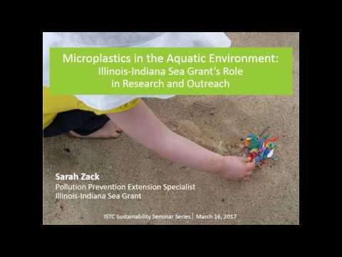 Microplastics in the Aquatic Environment