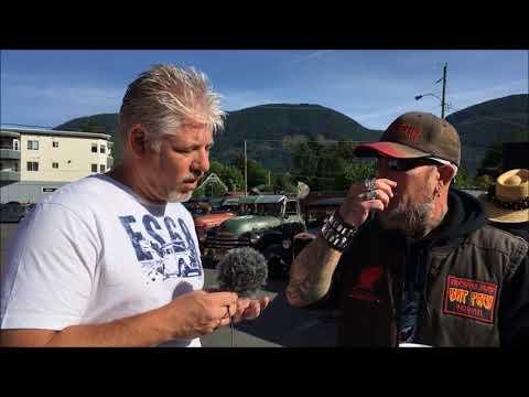 Frontline Image EP#4 Lake Cowichan A&W/ RBC Car Show and Shine