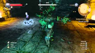 Como Matar el Golem - The Witcher 3: Wild Hunt