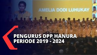 Berikut Nama-nama Struktur Pengurus DPP Hanura Periode Baru!