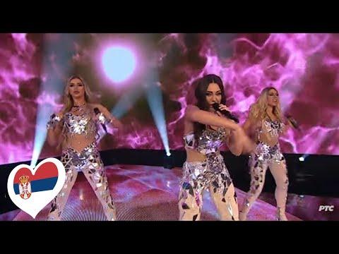 Beovizija 2020: Hurricane - Hasta la vista / Serbia 🇷🇸 /Eurovision 2020/ National Final Performance - RTS Pesma Evrovizije - Zvanični kanal