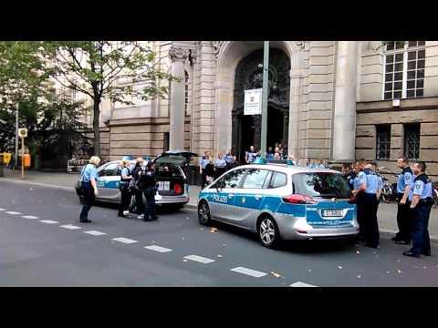 Söldner und Rechträuber der Justiz und Polizei Berlin