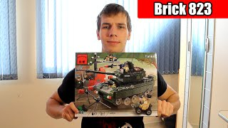 Brick Combat Zones 823 (Tanks\Танк)