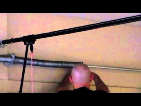 How To Adjust The Garage Door Spring