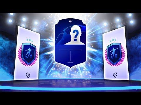 'OUTSIDE THE BOX' UCL UPGRADE SBC! - FIFA 19 Ultimate Team