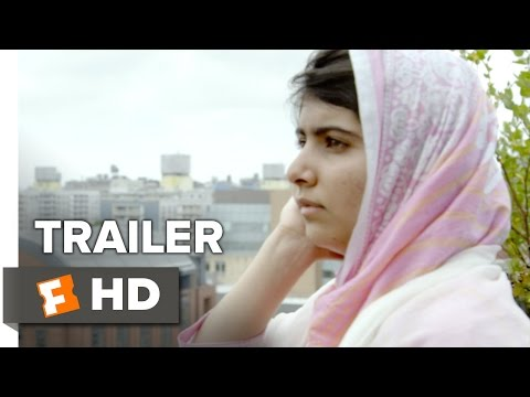 Trailer do filme Malala