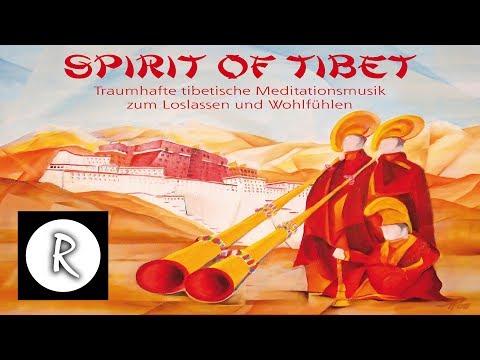 Relaxing TIbetan music: SPIRIT OF TIBET - music album -