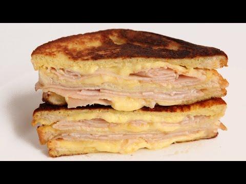 Monte Cristo Sandwich Recipe - Laura Vitale - Laura In The Kitchen Episode 868