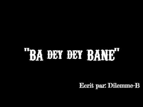 Barakina _ Ba Dey Dey Bane  (c'est pas juste)